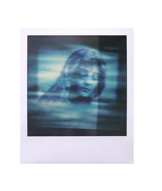 , 'Blue In Amber 6,' 2018, Anima Mundi