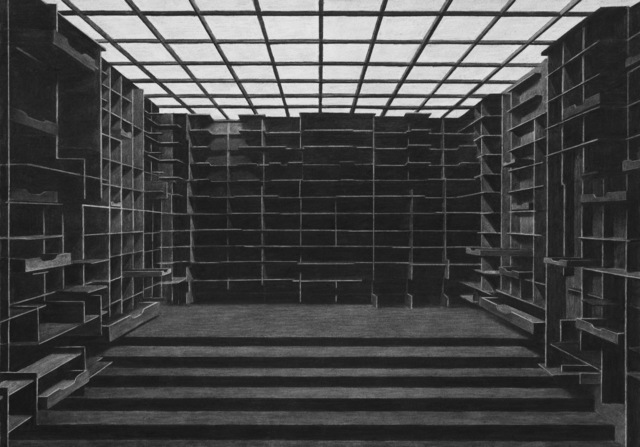 , 'Muniment Room I,' 2017, Galerie Ron Mandos