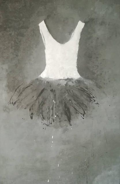, 'Little Tutu Black,' 2018, Galleria Ca' d'Oro
