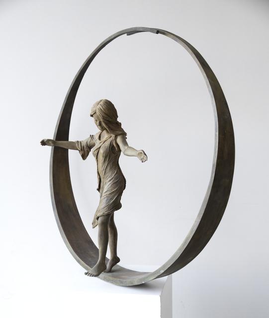 Eléonore de Moffarts, 'Freedom (circle)', 2017, Art Center Horus