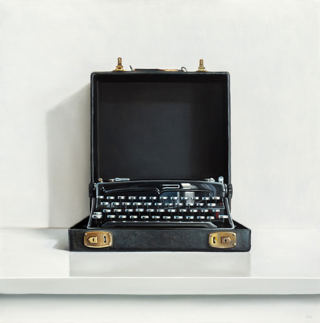 , 'Monarch Typewriter,' 2018, George Billis Gallery