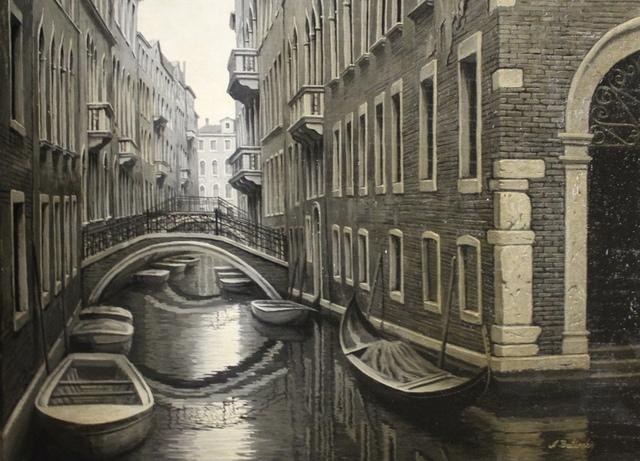 , 'Endless Romance,' , LaMantia Fine Art Inc.