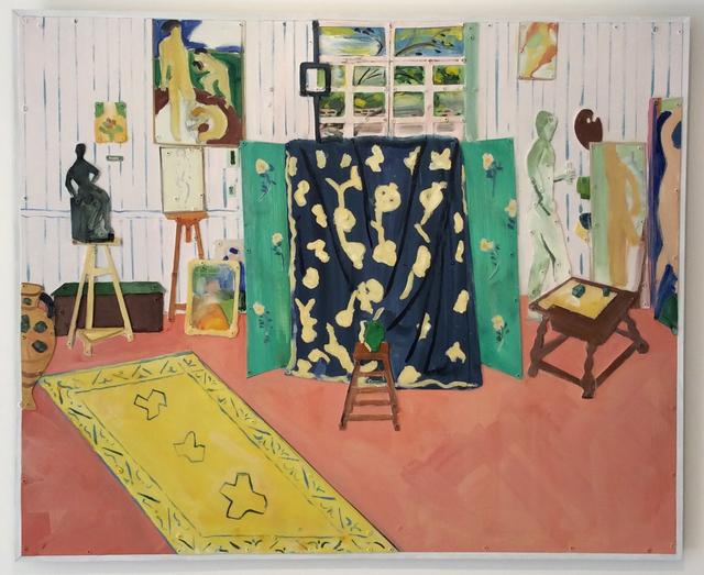 , 'Henri Matisse, The Pink Studio, 1911,' 2013, Albert Merola Gallery