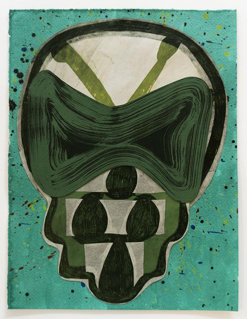 , 'Skull Candy,' 2019, Gallery 16