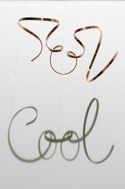 , 'Cool ,' 2017, Mario Mauroner Contemporary Art Salzburg-Vienna