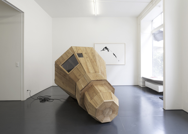 , 'From Walden to Space - Chapter II / The Hut,' 2015, Galerie Laurence Bernard