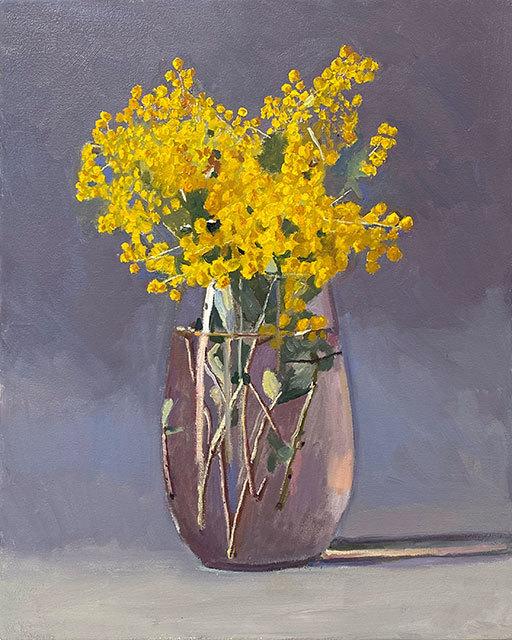 Dan McCleary, 'Acacia', 2020, Painting, Oil on canvas, Craig Krull Gallery