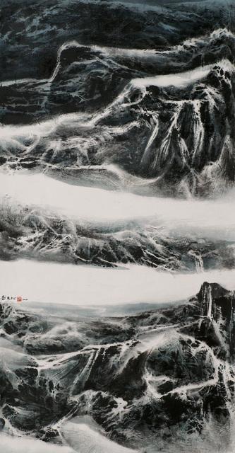 , 'Snow-Bound Mountains,' 2015, Galerie du Monde
