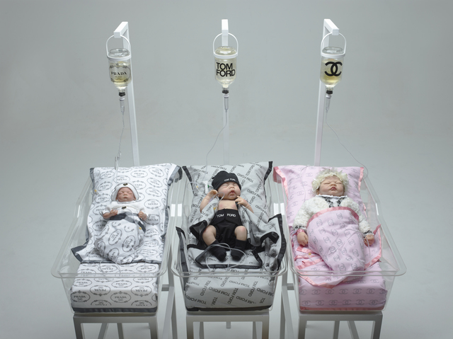 , 'Addicted At Birth,' 2012, Bluerider ART