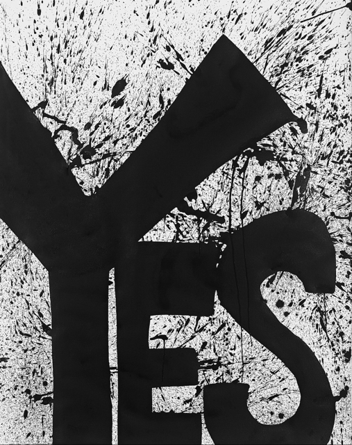 Daniel Diaz-Tai, 'YES N010.19', 2019, Rebecca Hossack Art Gallery