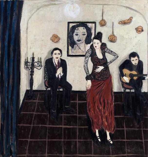 , 'Flamenco Dancer,' 2014, Winsor Gallery