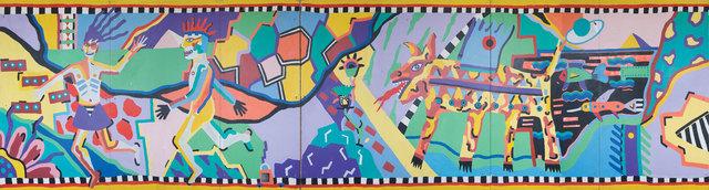 , 'Viva Pertini,' 1985, EXILE