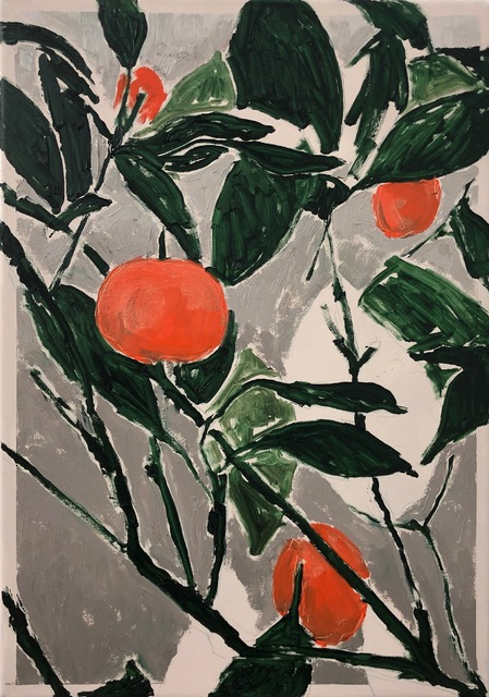 , 'Oranges,' 2019, bo.lee gallery