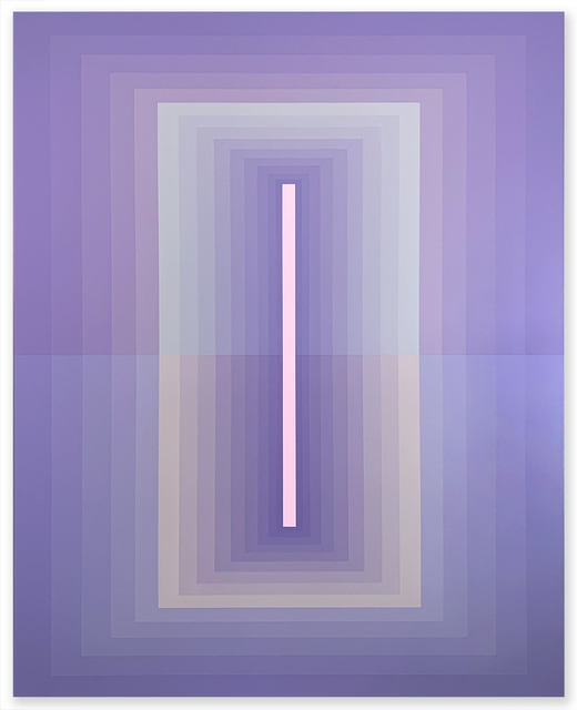 , 'LAVENDER AND LILAC,' 2019, Dimmitt Contemporary Art