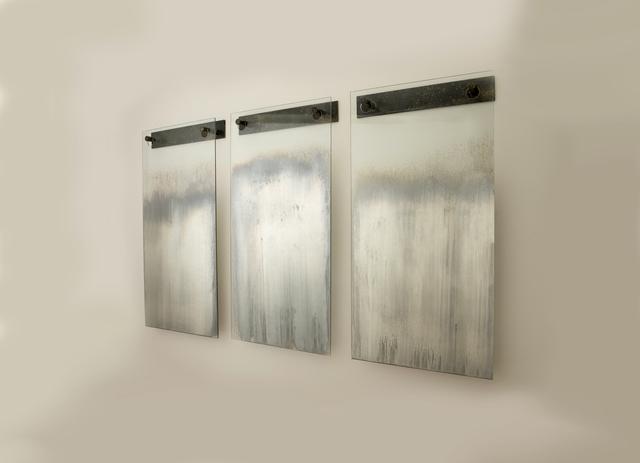 , 'Fading Mirror Installation of 3,' 2017, Wexler Gallery