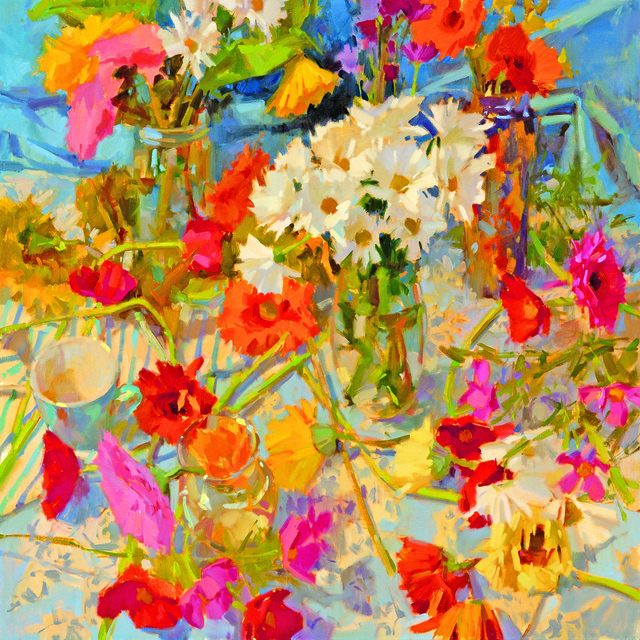 , 'Flowers,' , Dowling Walsh