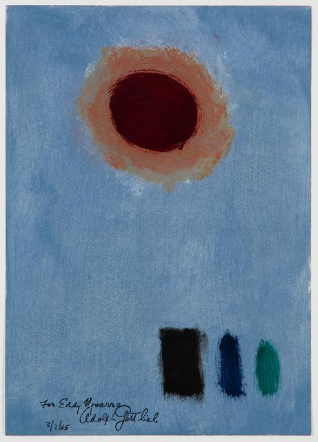 , 'Untitled,' ca. 1965, Hollis Taggart
