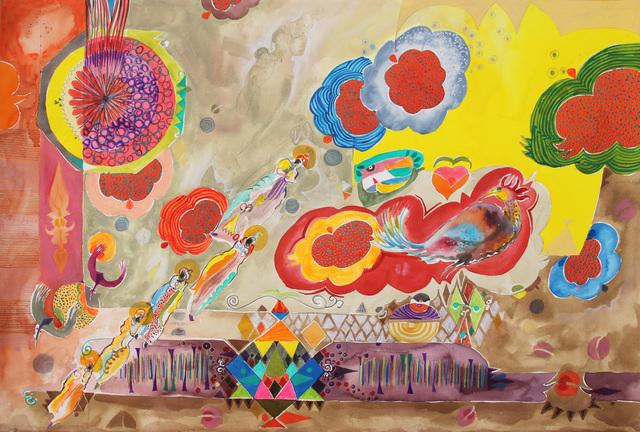 Hussein Salim, 'Phoenix People  13', 2019, Eclectica Galleries
