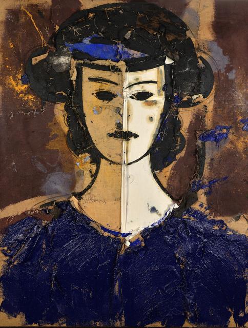 , 'Lillie IX,' 2006, BOCCARA ART