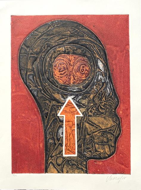Choco, 'Potencia Humana', 2014, Discoveries In Art