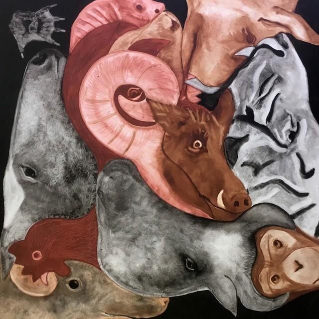 , '3823,' 2017, Mazel Galerie
