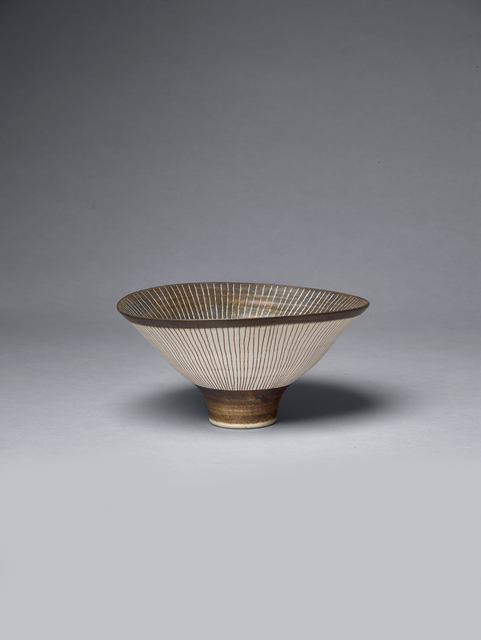 , 'Sgraffito bowl,' ca. 1978, Offer Waterman