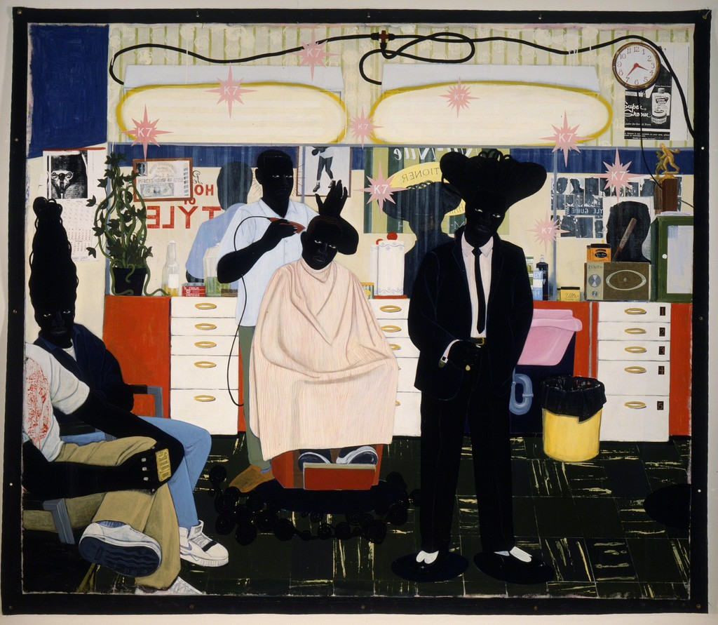 Famous African American Dance Paintings How Kerry James Marsha...