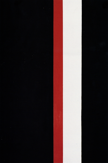 , 'Negro, rojo y blanco,' 1997, Henrique Faria Fine Art