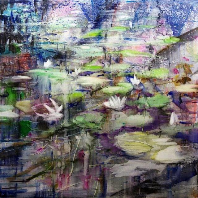 , 'Benson Lake ,' 2018, Galerie Andreas Binder