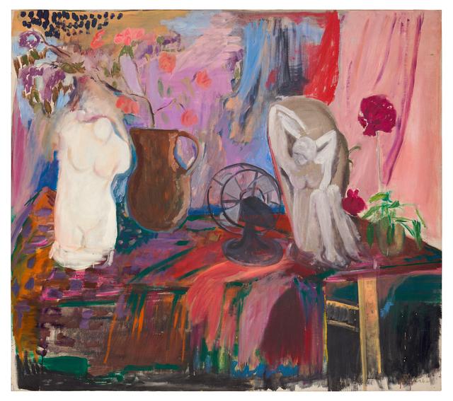 , 'The Electric Fan,' 1957, Paul Kasmin Gallery