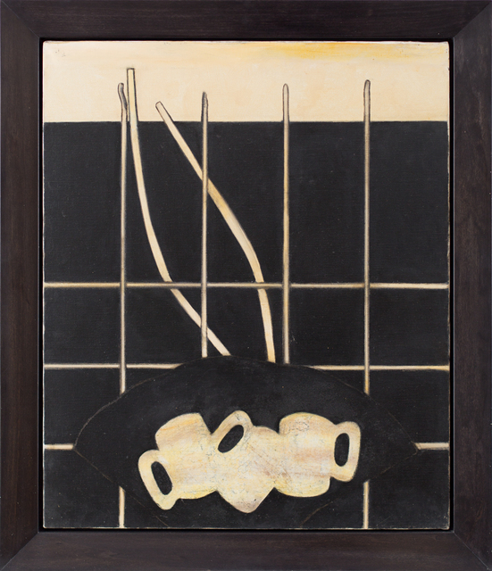, 'Still Life with Mugs,' 1988, Rosenberg & Co.