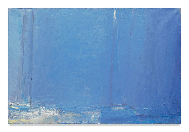 Wolf Kahn, 'The Weight of a Summer Sky', 1966, Miles McEnery Gallery