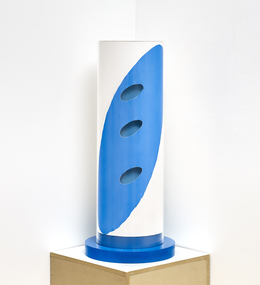 , 'Blue In The Corner,' 2014, Gemini G.E.L. at Joni Moisant Weyl