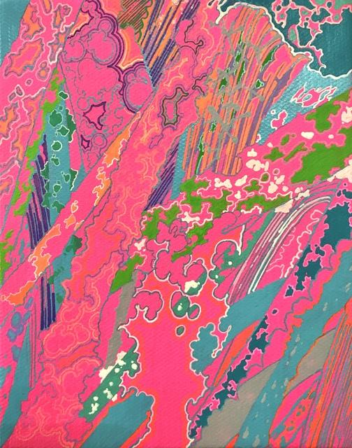 , 'Pollen No. 18,' 2018, ART LABOR Gallery