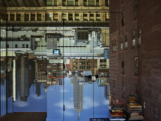 Abelardo Morell, 'Camera Obscura: View of the Empire State Building in the Afternoon, Looking North', 2018, Edwynn Houk Gallery
