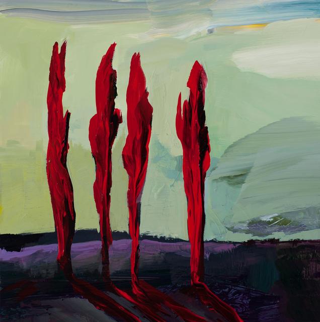 Dick Evans, 'Looking Foward', Ventana Fine Art