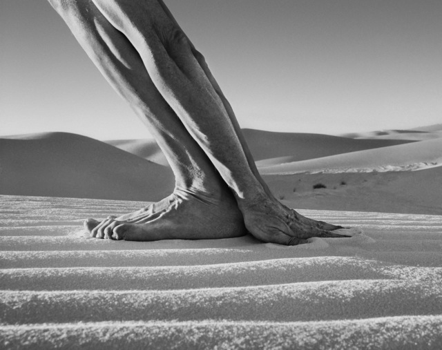 , 'Hands and Feet, White Sands,' 2000, Catherine Edelman Gallery