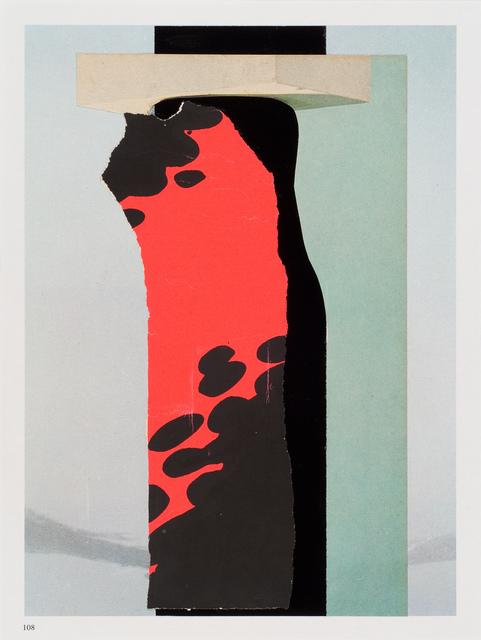 , 'Flip Vertical,' 2018, Alter Space