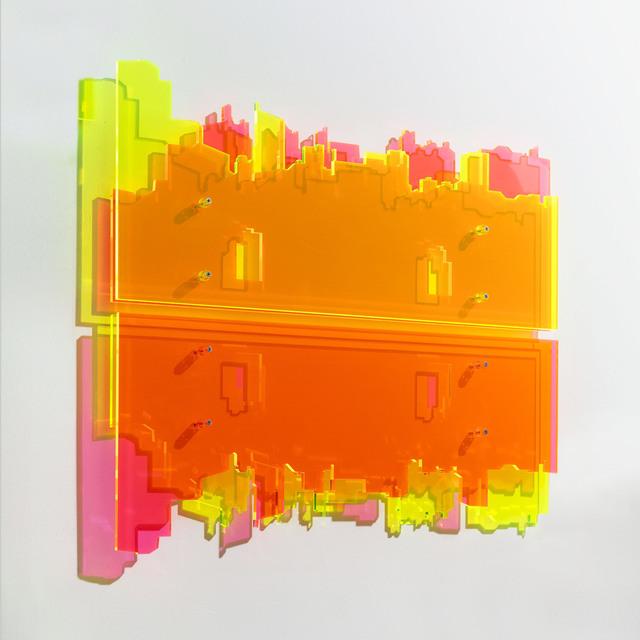 , 'Linee Luce (Beirut),' 2015, A arte Invernizzi