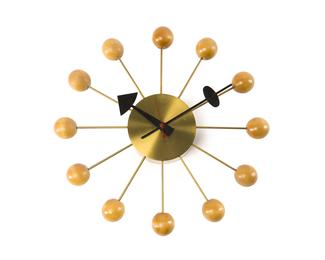 A George Nelson for Howard Miller Model #4755 Ball clock