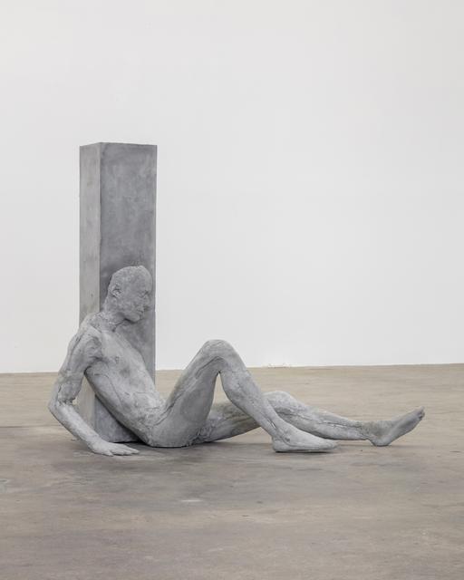 , 'FALLING CARYATID #2,' 2017, Baert Gallery