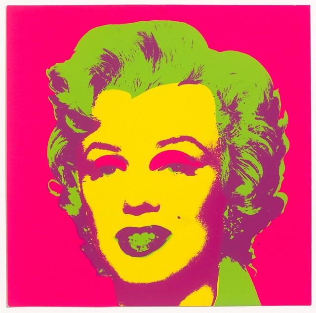 , 'Marilyn Monroe,' 1967, Waterhouse & Dodd