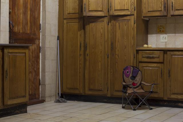 , 'Kitchen Pup, Chapter V,' 2014, ROOM