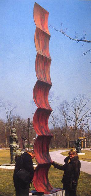Tony Rosenthal, 'J. S. Bach Variation #9', 1990, Joseph K. Levene Fine Art, Ltd.