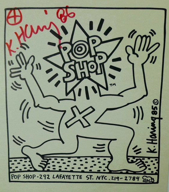 Keith Haring, 'Untitled', 1985, Bengtsson Fine Art