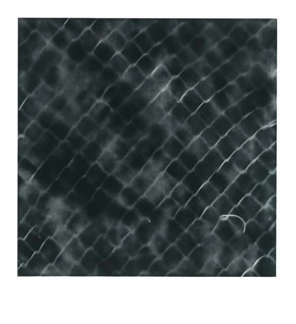 """, 'STAIN : 40°42'52.1""""N 73°56'05.0""""W,' 2015, Anne Mosseri-Marlio Galerie"""