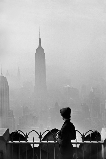 , 'New York, USA. ,' 1955, Magnum Photos