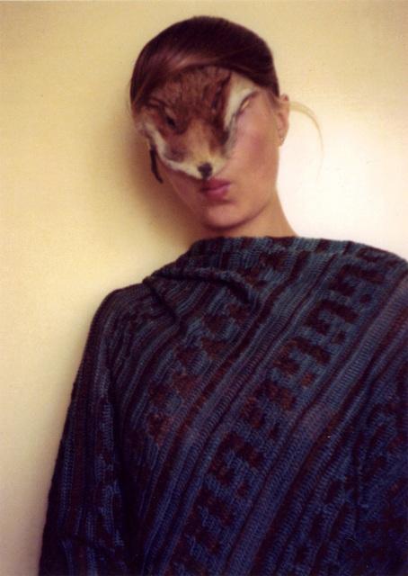 , 'Ohne Titel (Selbst mit Fellchen) / Untitled (Self with Little Fur),' 1974/2011, Galerie Hubert Winter