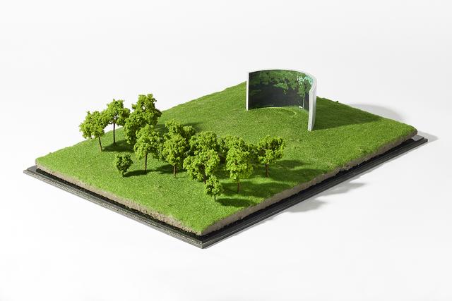 , 'Panorama II (Maquette) ,' 2016, Cass Sculpture Foundation