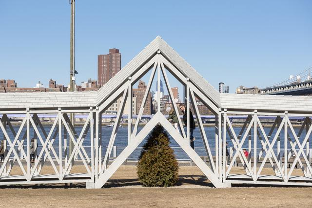 , 'Bridge Over Tree,' 1970/2019, Public Art Fund